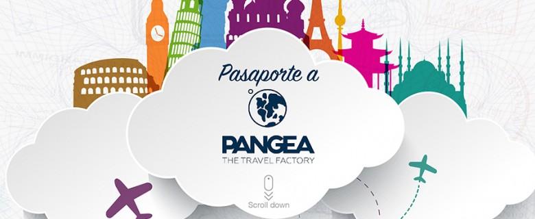 PANGEA TRAVEL FACTORY